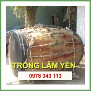 làm trống tại Bình Thuận